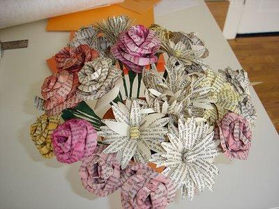 Flower literature