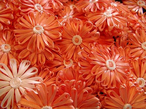 Ribbon daisies