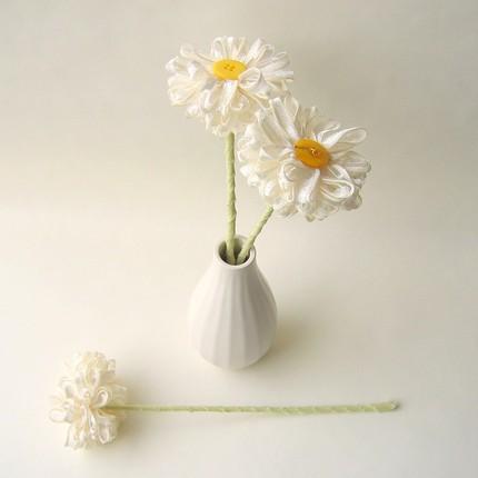 Ribbon daisy etsy
